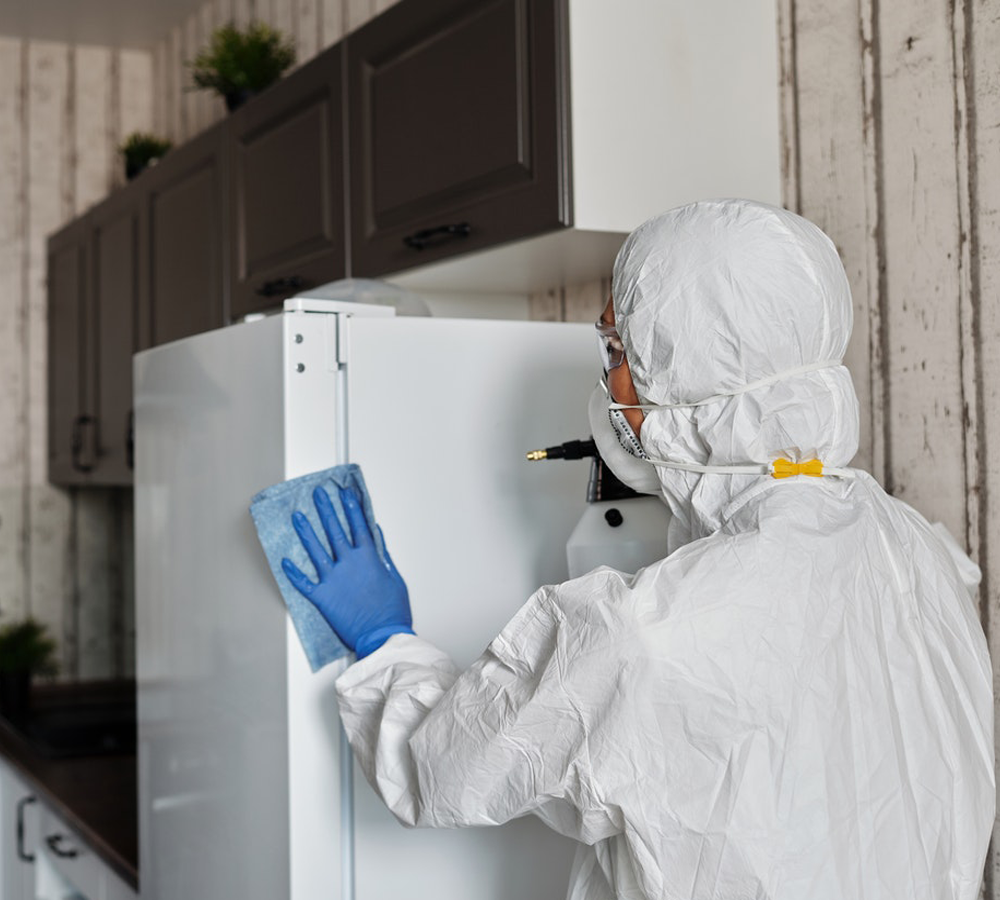 Fire and Smoke damage restoration specialists in Houston