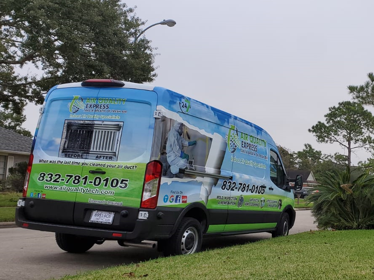 Houston's top-rated mold inspection service